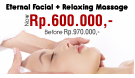 Special Ramadhan: Eternal Facial & Relaxing Massage